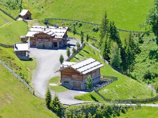Oberprenner, Troatkosten & Zirbenhütte - Hauser Kaibling