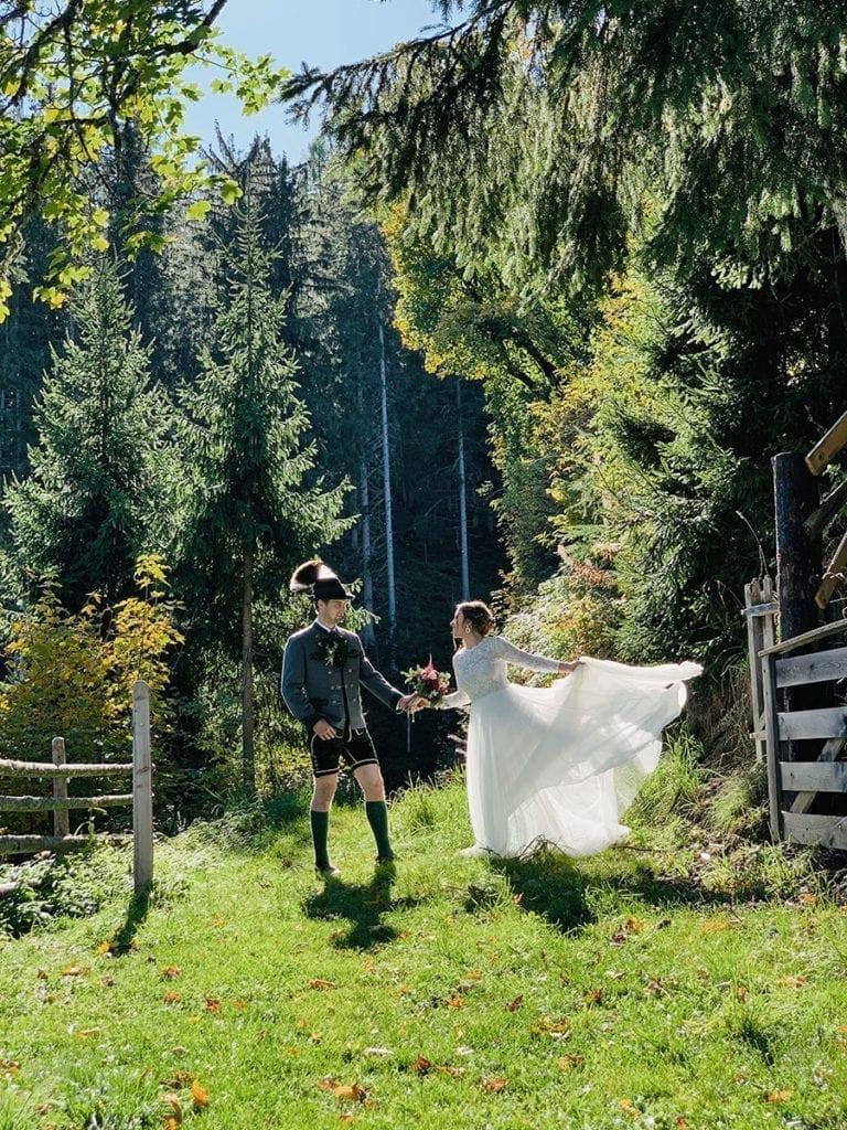 Heiraten auf der Alm, Steiermark - Hauser Kaibling