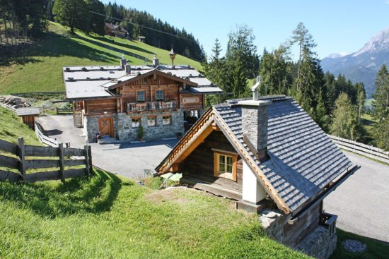 Urlaub in den Oberprenner-Unterkünften, Hauser Kaibling