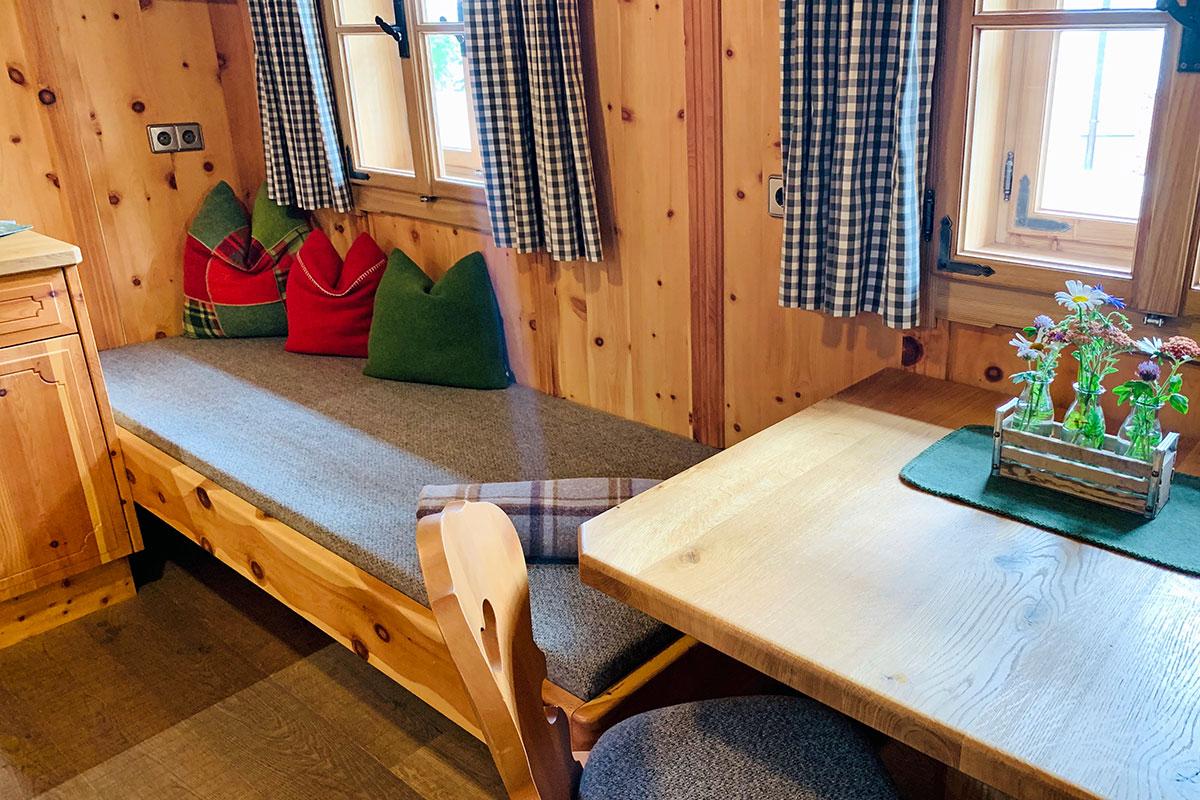 Zirbenhütte - Urlaub am Hauser Kaibling, Steiermark